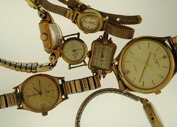 gamle ure