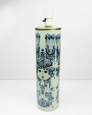 Bjørn wiinblad vase gull